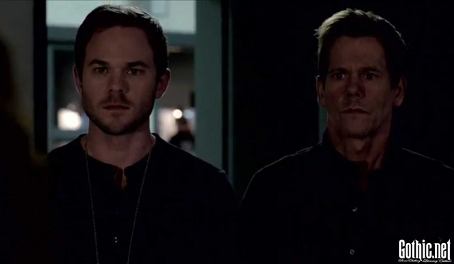 the following fox episode 5 the siege