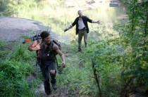 Dixon Brothers The Walking Dead Norman Reedus Michael Rooker