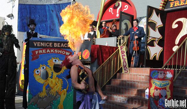 AMC Venice Beach Freakshow