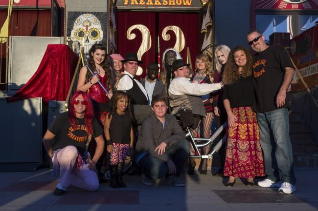 Freakshow on AMC