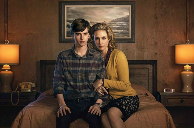 Bates Motel on A&E