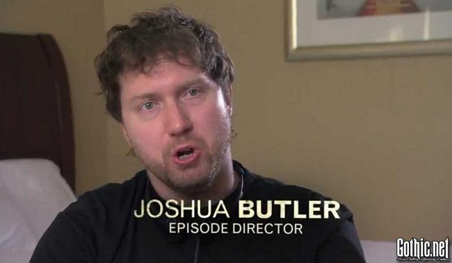 Director Joshua Butler, Guilt, The Following on FOX, episode 10