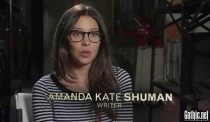 Amanda Kate Shuman The Following