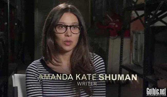 Amanda Kate Shuman The Following