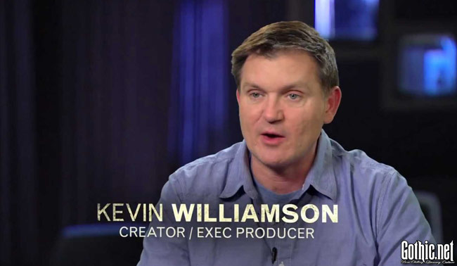 The Following on FOX, Kevin Williamson