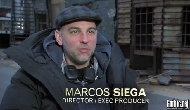 The Following on FOX, Marcos Siega