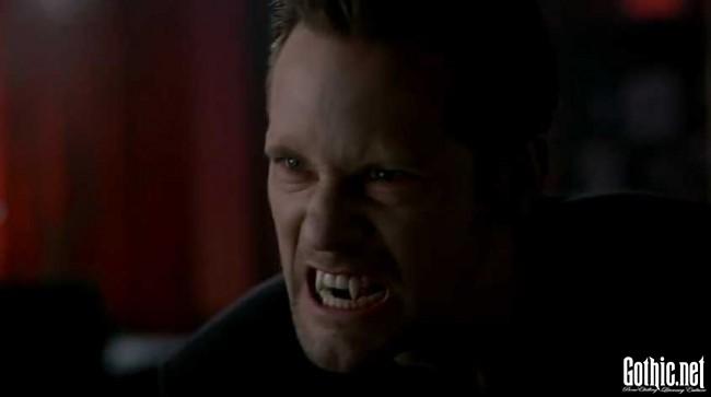 True Blood Season 6, Episode 2 eric northman fangs