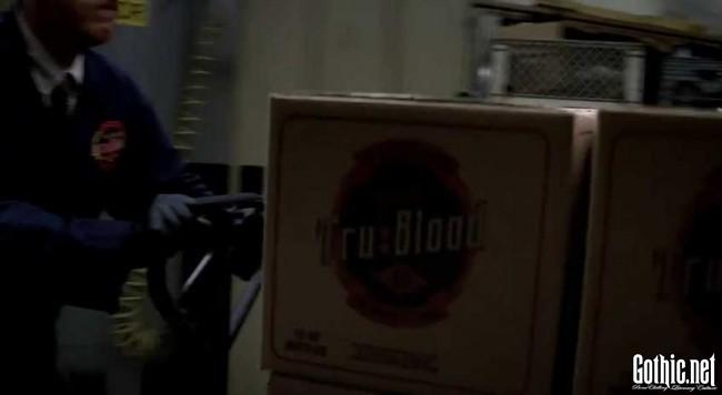 Tru Blood Cartons True Blood Season 6, Episode 7