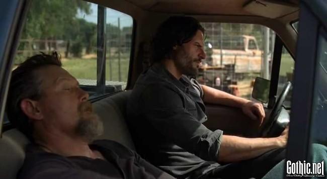 Alcide and Werewolf Dad True Blood Season 6, Episode 7