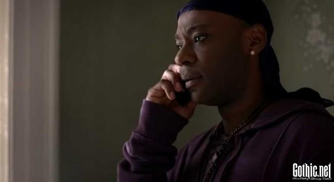 Sad Lafayette True Blood Season 6, Episode 7
