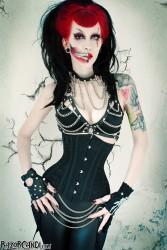 Razor Candi Zombie FX Makeup