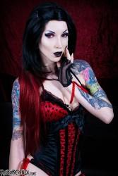 Razor Candi Tattoo Vampire