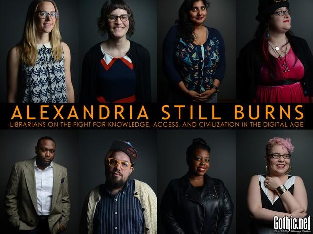 kickstarter librarians kyle cassidy