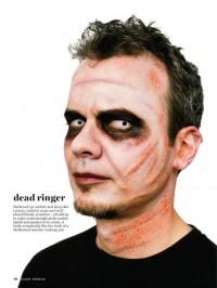 Martha Stewart Halloween Dead Ringer