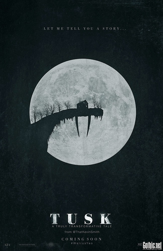 tusk movie poster kevin smith