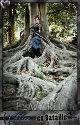 Gothic Noir Alice in Wonderland