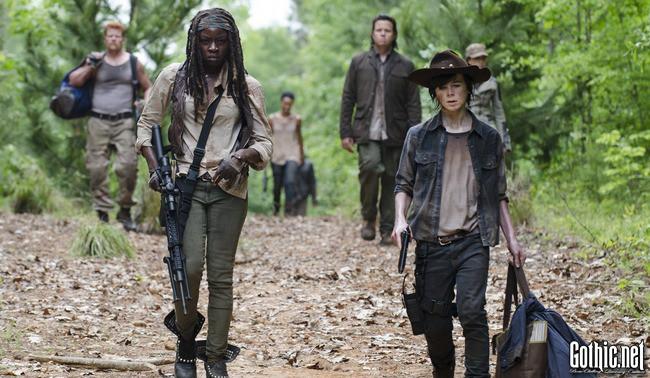 Walking Dead Strangers