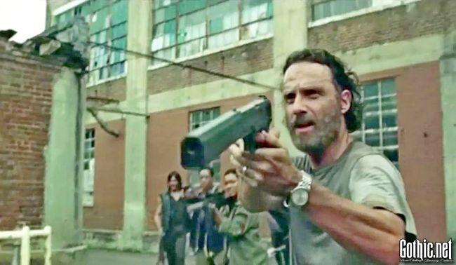 Walking Dead Crossed