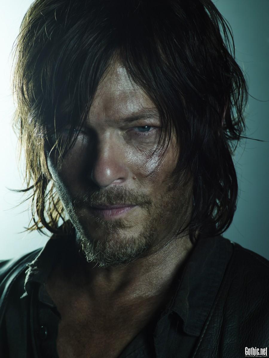 Norman Reedus as Daryl Dixon