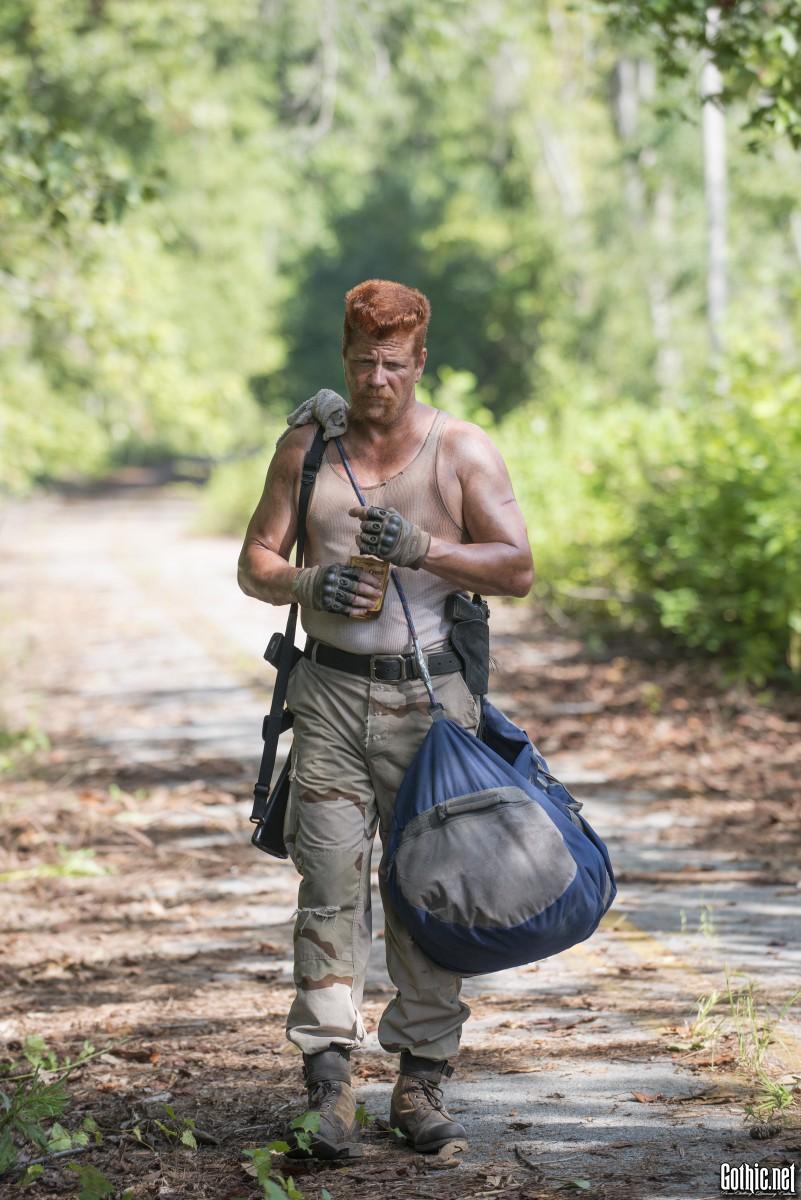 Michael Cudlitz as Abraham  - The Walking Dead _