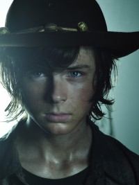 The Walkg Dead Carl