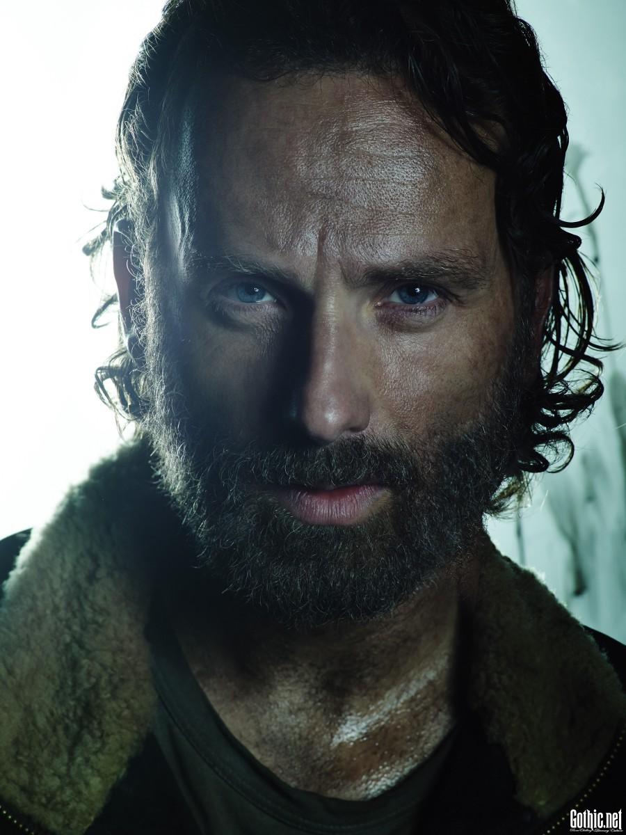 The Walkg Dead Rick