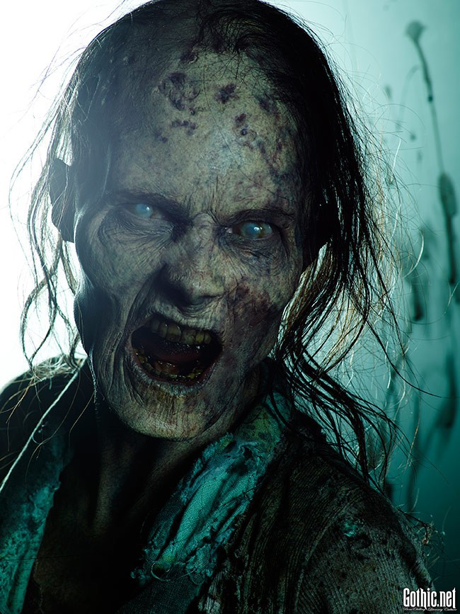 The Walking Dead Walker Zombie