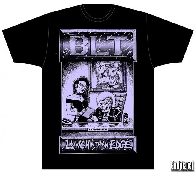 BLT Jumbo Bleach T