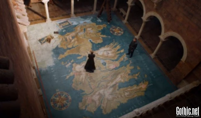 cersei map