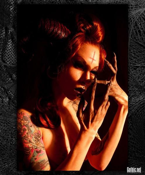 RazorCandi Devil Girl